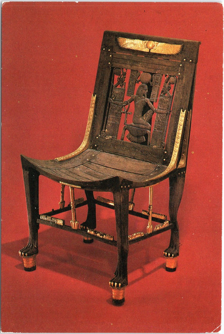 Ceremonial Egyptian Chair