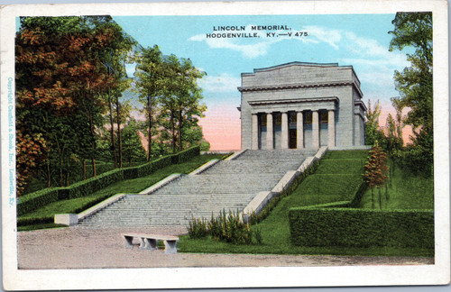 Lincoln Memorial in Hodgenville