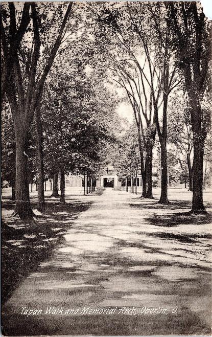 Tapan Walk and Memorial Arch