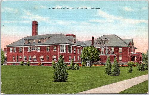 Home and Hospital, Findlay, Ohio