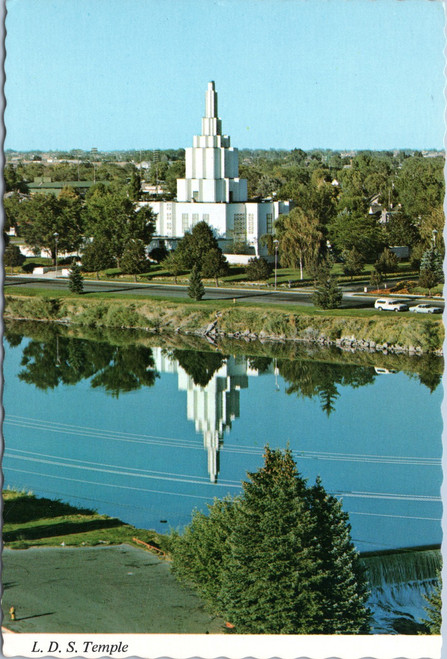 Latter-day Saints Temple, Idaho Falls