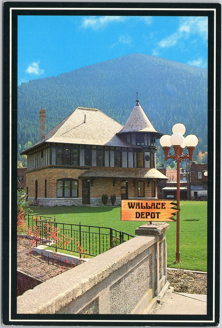 Wallace Depot, Idaho