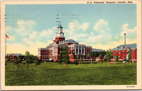 U.S. Veteran's Hospital, Lincoln, Nebraska
