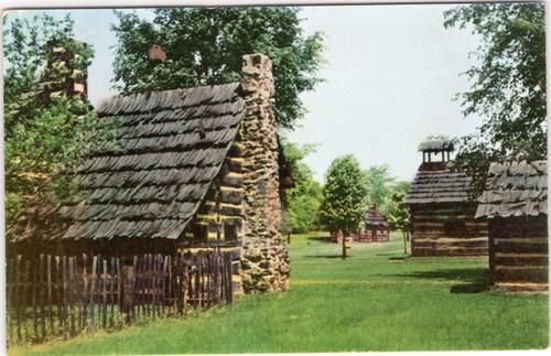 Schoebrunn Memorial State Park