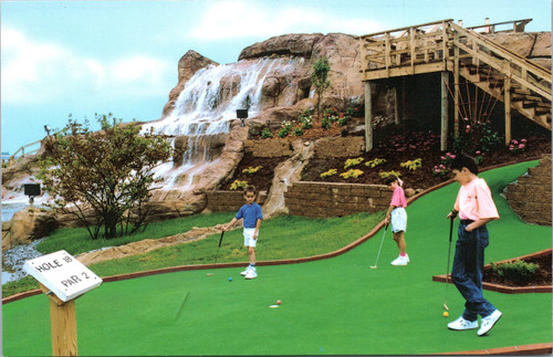 Fantasy Golf, Columbus, Ohio