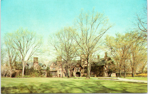 Stan Hywet Hall, Akron, Ohio