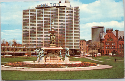 Hilton Hotel, Hartford, Connecticut