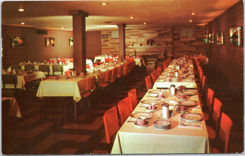 The San-Dar Dining Room,