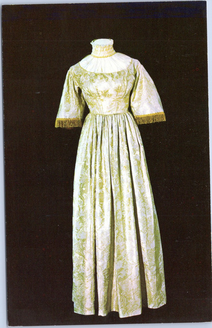 Lucy Webb Rutherford Hayes Wedding Dress