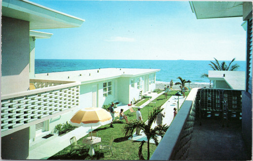 Sea Foam Apartments in Fort Lauderdale Florida