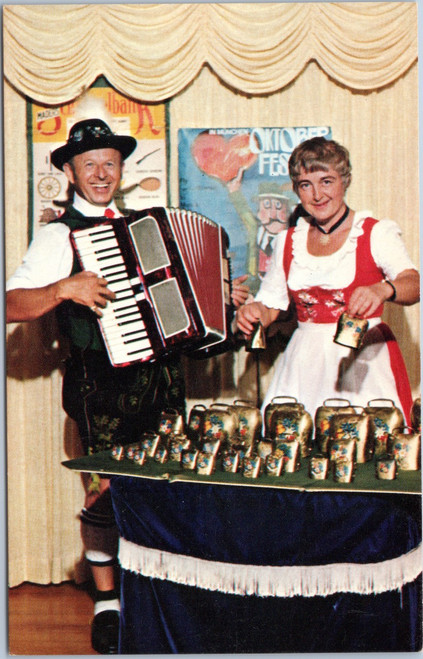 Helmut and Ingrid Alpine Entertainers