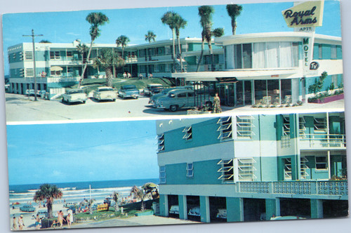 Royal Arms hotel, Daytona Beach