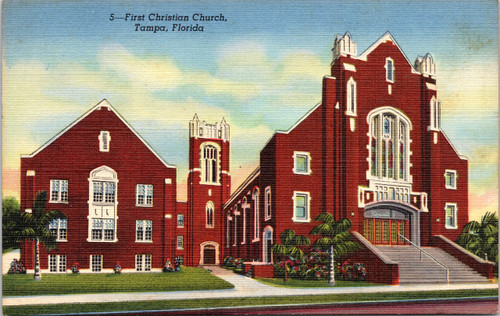 First Christian Church, Tampa, Florida