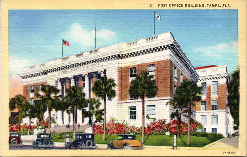 Tampa Post Office