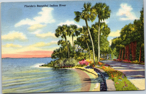 Florida's Beautiful Indian River