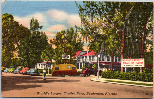 World's Largest Trailer Park, Bradenton Florida