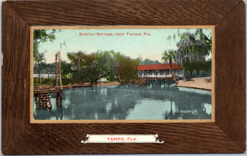 Sulphur Springs, Near Tampa, Florida