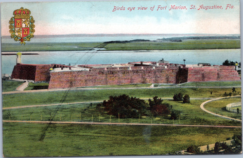 St. Augustine Fort Marion