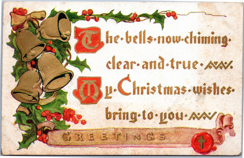 The Bells Now Chiming -- Christmas Greetings