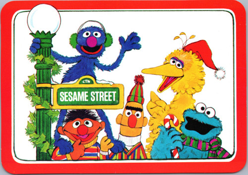 Sesame Street Holiday Greetings