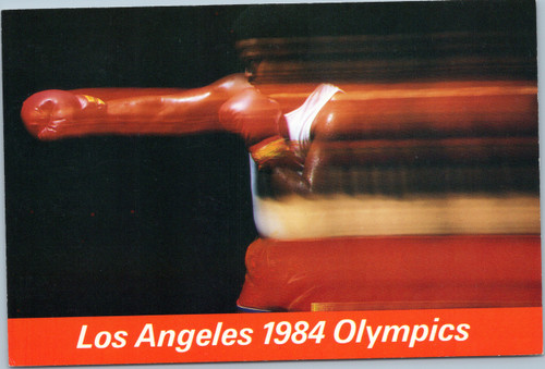 1984 23rd Olympics Los Angeles Boxing