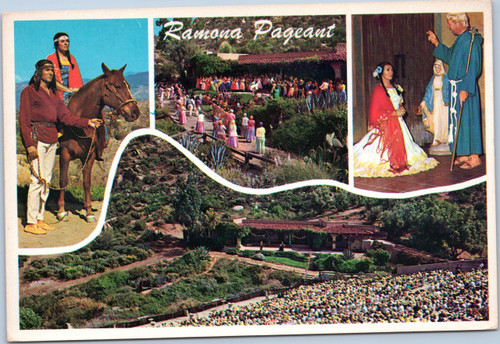 Ramona Pageant multi-view