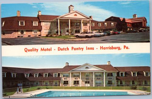 Quality Motel - Dutch Pantry Inns Harrisburg