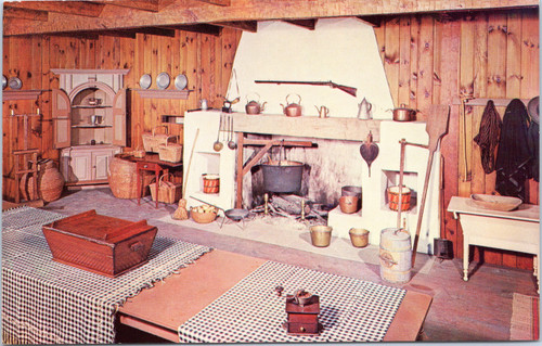Pennsylvania German Kitchen