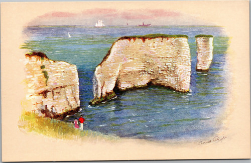 Old Harry Rocks, Swanage