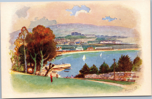 General View, Swanage
