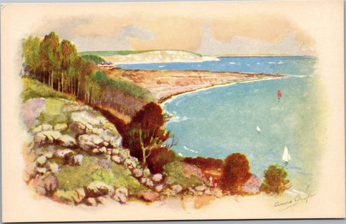 The Two Bays, Swanage