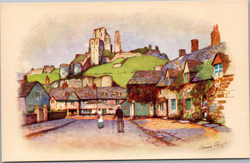 Corfe Castle, Swanage