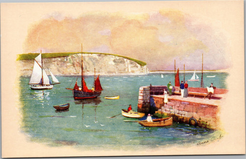 The Jetty, Swanage