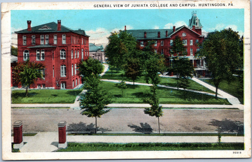 Juniata College and Campus