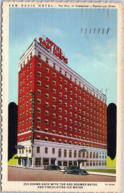 Sam Davis Hotel in Nashville