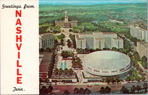 Tennessee State Capitol Auditorium