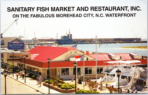 Sanitary Fish Market and Restaurant, Inc -