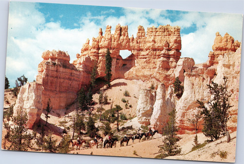 Bryce Canyon National Park - Ostler's Castle
