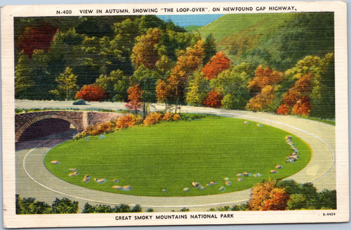 The Loop-Over on Newfound Gap Highway