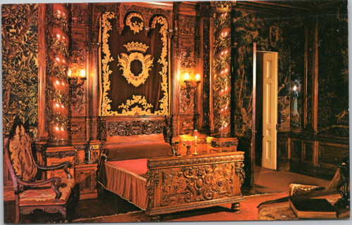 Vanderbilt Mansion, Hyde Park - Bedroom