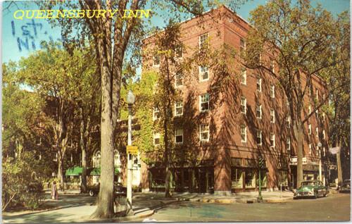 Schine Queensbury Inn, Glens Falls NY