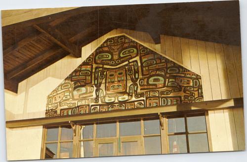 Tlingit House Front -