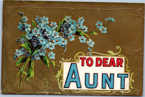 To Dear Aunt