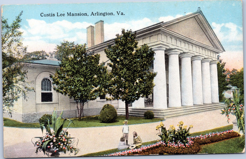 Custis-Lee Mansion (Arlington House)
