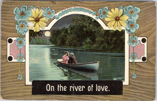 On the river of love
