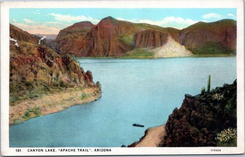 Canyon Lake, Apache Trail, Arizona