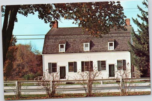 Hancock Shaker Village - Meeting House