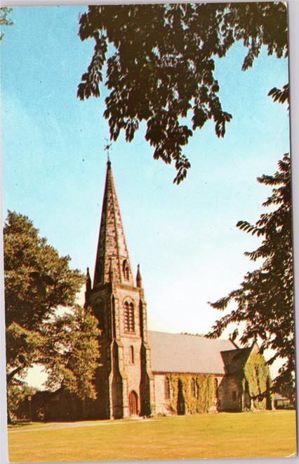 Saint Barnabas Memorial Church