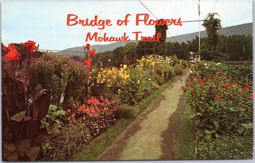 Bridge of Flowers Mohawk Trail - deerfield MA