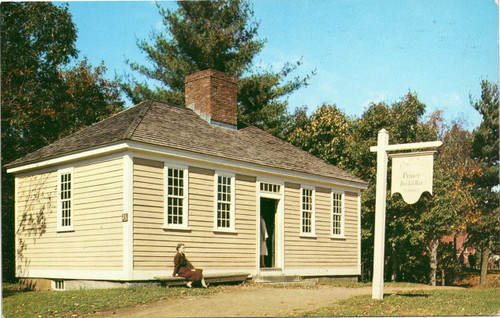Old Sturbridge Printing Office